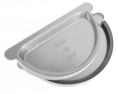 Čílko pozinkované bílo hliníkové  250 mm s gumou(0356)