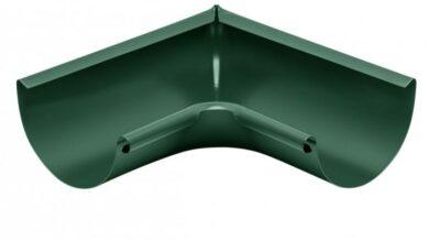 Roh pozinkovaný mechově zelený 200 mm vnitřní lisovaný(0561)