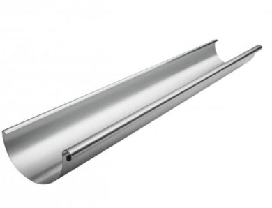 Žlab titanzinkový 330 - 4 m, tl. 0,65 mm(0997)
