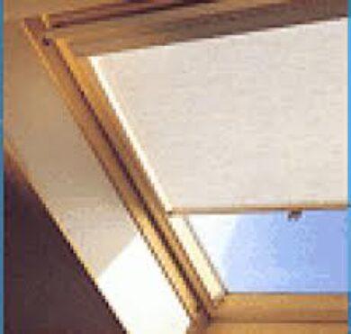 VELUX roleta zastiňovací M04 pro okno 78 x 98 cm(10281)