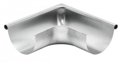 Roh pozinkovaný 280 mm vnější lisovaný(11083)