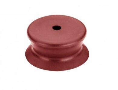 Krytka objímky gumová ocelově červená RAL 3009(1238)