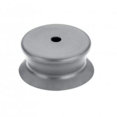 Krytka objímky gumová šedá pro objímky RAL 7037 a 9006(1239)