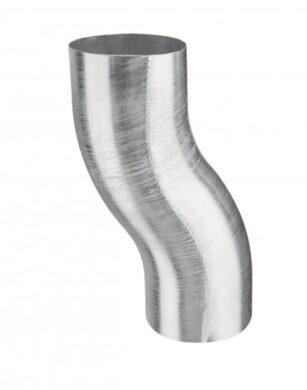 Koleno pozinkované odskokové  80 mm(1320)