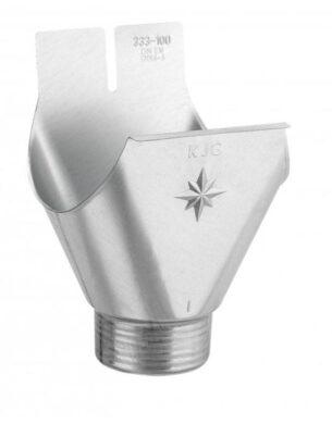 Kotlík pozinkovaný 330/100 mm lisovaný(1333)