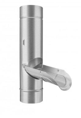 Zachytávač vody pozinkovaný 120 mm(1360)
