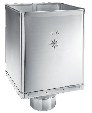 Kotlík pozinkovaný sběrný DESIGN excentrický 100 mm(27)