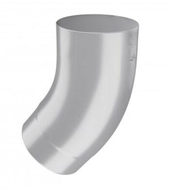 Koleno pozinkované bílo hliníkové 120/40st. lisované(3077)