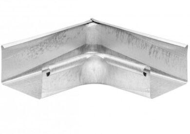 Roh pozinkovaný hranatý 400 mm vnitřní(4209)