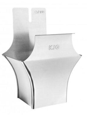 Kotlík titanzinkový hranatý 500/150 mm(4364)