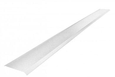 Okapový plech pozinkovaný r.š. 200 mm - 3 m(4520)