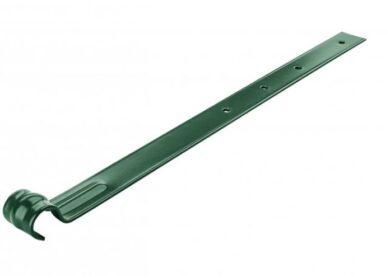 Držák žlabu pozinkovaný mechově zelený pro žlab 330 mm(4739)