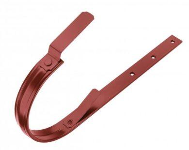 Hák pozinkovaný ocelově červený 330/610 mm, pás. 30/5 mm(557)