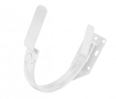 Hák pozinkovaný šedo bílý 250 mm do čela krokve(7175)