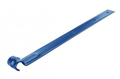 Držák žlabu pozinkovaný modrý na žlab 330 mm(7517)