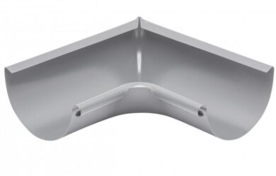 Roh pozinkovaný bílo hliníkový 280 mm vnitřní(7687)
