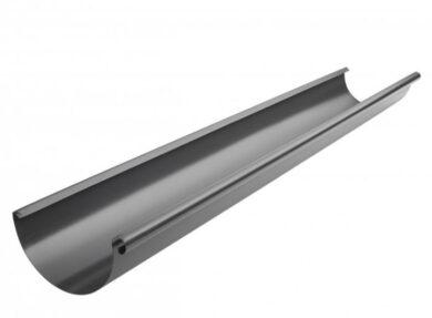 Žlab pozinkovaný antracit 280 mm, délka 2 m(7722)
