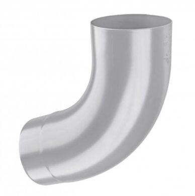 Koleno pozinkované bílo hliníkové 120/72st. lisované(8337)