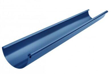 Žlab pozinkovaný modrý 330 mm, délka 4 m(949)