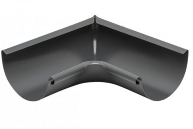 Roh pozinkovaný antracit 250 mm vnitřní(9547)