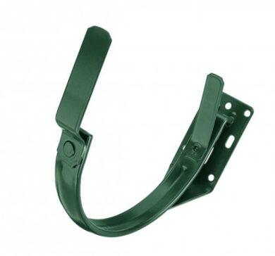 Hák pozinkovaný mechově zelený 250 mm do čela krokve(9859)