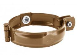 Objímka pozinkovaná metalická měděná 150 mm, bez hrotu, s metrickým závitem M10