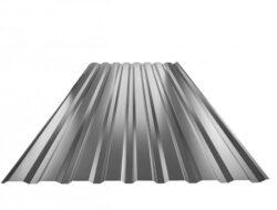 Plech trapézový antracit  RAL 7016, TR18B-stěnový 0,50mm lesklý