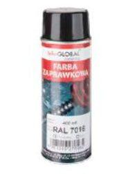 Barva opravná černá RAL 9005 - 400 ml