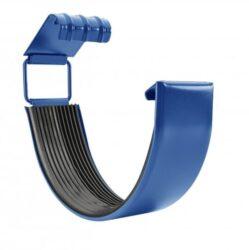 Spojka žlabu pozinkovaná modrá 330 mm