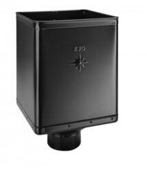 Kotlík pozinkovaný sběrný DESIGN černý  80 mm