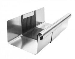 Žlab dilatační titanzinkový  r.š. 330 mm, délka 260 mm