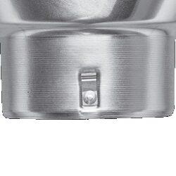 Kotlík titanzinkový sběrný kubický excentrický 120 mm(2857)