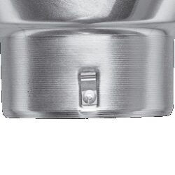 Kotlík titanzinkový sběrný kubický  80 mm(3759)