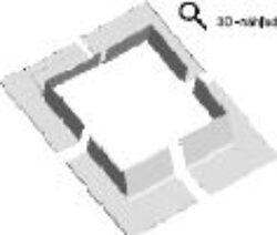 oplechování komína hnědé UNI 30 - 58 cm(4082)