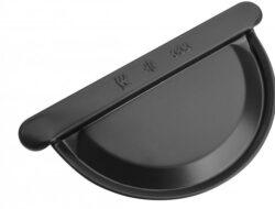Čílko hliníkové černé 250 mm