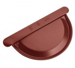 Čílko hliníkové ocelově červené 200 mm