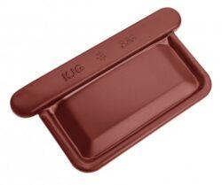 Čílko pozinkované hranaté ocelově červené 330 mm