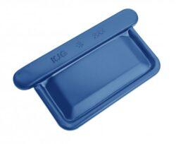Čílko pozinkované hranaté modré 500 mm
