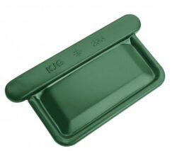 Čílko pozinkované hranaté mechově zelené 250 mm