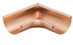 Roh měděný 280 mm vnitřní lisovaný