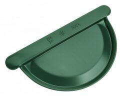 Čílko hliníkové mechově zelené 330 mm