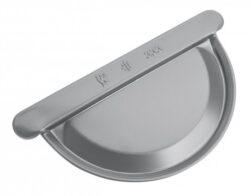 Čílko hliníkové světle šedé 330 mm