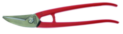 Nůžky na plech - vystřihovací (levé) 300 mm - 267602