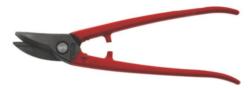 Nůžky na plech vystřihovací - zahnuté (levé) - 267702