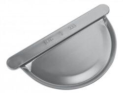 Čílko pozinkované prachově šedé 330 mm