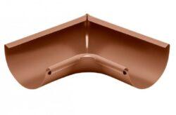 Roh hliníkový měděno hnědý 250 mm vnitřní