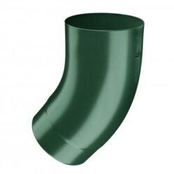 Koleno hliníkové mechově zelené  80/40st. lisované