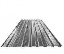 Plech trapézový antracit  RAL 7016, TR18B plus-stěnový 0,50mm lesklý