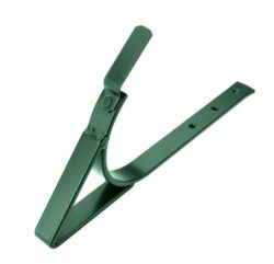 Hák pozinkovaný mechově zelený sámový zpevněný