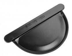 Čílko pozinkované černé 200 mm